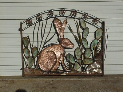 Texas Jackrabbit Single Gate